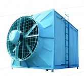 Single Flow Cross Flow Cooling Tower