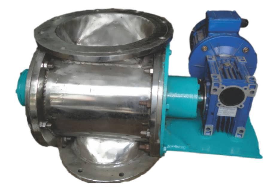 Rotary Air Valve : Rotary air lock valves manufacturer ahmedabad