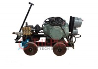 5000 Psi Industrial Triplex Plunger Pumps For Tube Cleaning, Hydro Test, Water Blasting