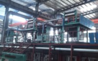 Copper Up Cast Machine With Platform
