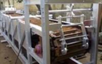 Ingot Belt Conveyor System