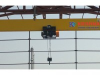 Flame Proof Wire Rope Hoist Ind