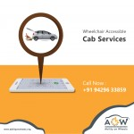 Wheelchair Accessible Cab Services