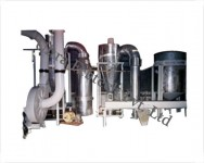 Pneumatic Flash Dryer