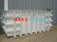 Plastic Fabricated Tank