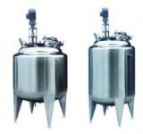 Pharmaceutical Tanks / Vessels