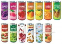 Flavored Juices