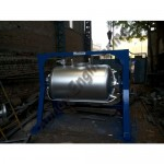 Cooker For Maize Flakes (Makai)