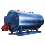 Hot Oil Fired Multi Pass Boiler