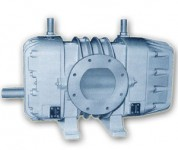 Twin Lobe Air Compressor Horizontal Flow