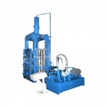 FIBC Hydraulic Bale Press