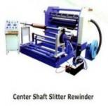 Center Shaft Slitter Rewinder