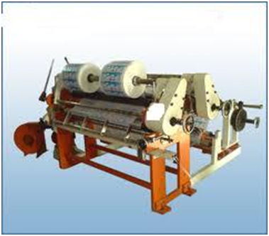 Economical Light Duty Drum Type Slitter Rewinder Machine