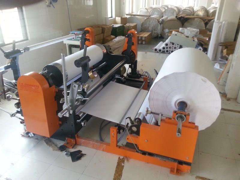 Standard Heavy Duty Drum Type Slitter Rewinder Machine
