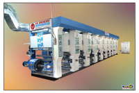 Economical Rotogravure Printing Machine