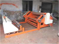 Special Type Heavy Duty Drum Type Slitter Rewinder Machine