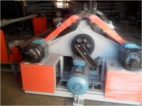 3 DRIVE HEAVY DUTY DRUM TYPE SLITTER REWINDER