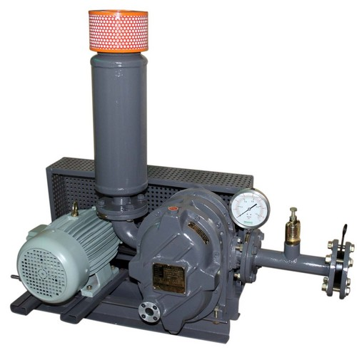 Air Filters For Blowers : Twin lobe air blower