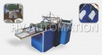 Automatic Cut & Seal For U Shape PVC Pouch