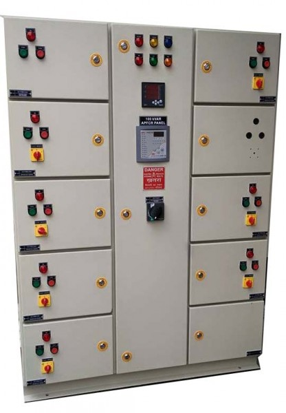 Poineer Automatic Power Factor Control APFC Panel