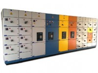 Power Control Center (pcc) Panel