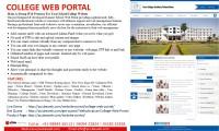 College Web Portal