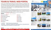 Tours & Travel Web Portal