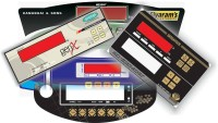 Electronic Weighing Scale Labels