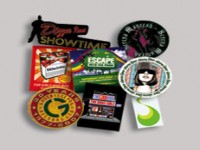 Laminated Paper Stickers