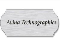 Anodised Aluminium Name Plate